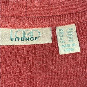 LOGO by Lori Goldstein Tops - LOGO Lounge Size 3X